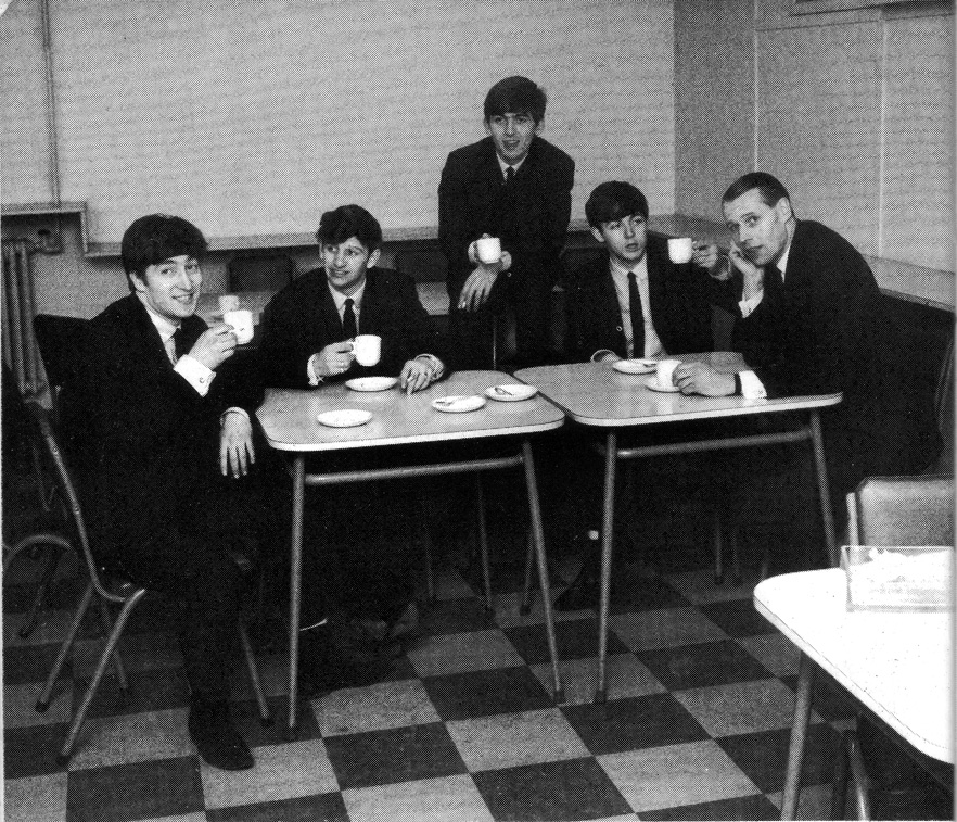 THE SOURCE - The Savage Young Beatles - 5 March 1963 ...